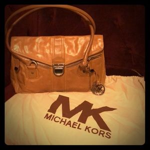 Michael Kors shoulder bag.